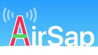 AirSap Podcast Artwork