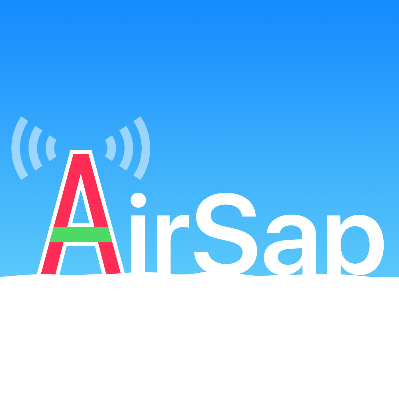 AirSap Podcast Artwork